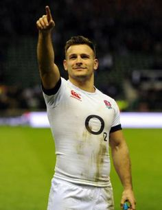 #Laundrytip #Stain removal: Grass -  saw this picture of England's Danny Care after the Six Nations match at Twickenham Stadium this weekend, and thought he's definitely going to need some help getting those grass stains out of his kit! Fortunately, he has LR on his team and we know what to do!  If the fabric is washable, rinse with cold water through the back of the stain and gently rub the stained area using your fingers with...