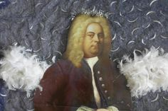 Somewhere in heaven Handel smiles when you support the Handel Aria Competition, www.HandelAriaCompetition.com.