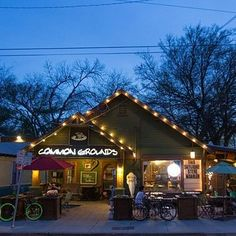 Common Grounds - Waco, Texas 13 Cafés With A Window Seat Waiting Just For You