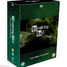Breaking Bad The Complete Series DVD Box Set Seasons 1-6 UK Region 2 | eBay