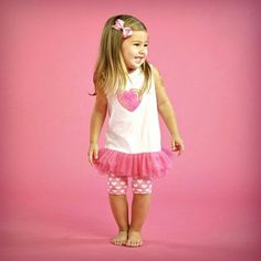 Girls Tunic Tutu Dress and Shorts - My Pink Baby Boutique Little Girl Dresses, Flower Girl Dresses, Tutu Dresses, Mud Pie Clothing, Kids Clothing, Mud Pie Baby, Kids Outfits, Cute Outfits, Girls Tunics