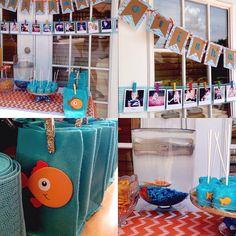 O'fish'ally Ours Adoption Party!  #AdoptionParty #FishTheme