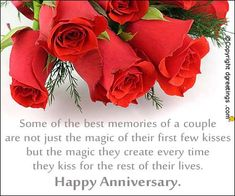 Some of the best memories. Happy Marriage Day Wishes, Anniversary Wishes For Parents, Happy Marriage Anniversary, Wishes For Brother, Anniversary Message, Wedding Anniversary Wishes, Anniversary Cards, Love Messages, Best Memories