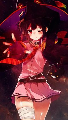 Megumin Mobile Wallpaper – My Company Anime Sexy, Konosuba Anime, Fan Art Anime, Chica Anime Manga, Manga Girl, Kawaii Anime Girl, Anime Girl Cute, Beautiful Anime Girl, Anime Art Girl