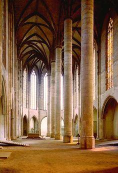 L'Eglise des Jacobins ! Toulouse !