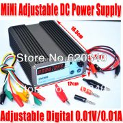 Free shipping EU plug precision Compact Digital Adjustable DC Power Supply OVP/OCP/OTP low power 32V5A 110V-230V 0.01V/0.01A | Express Imports By Rich Viers