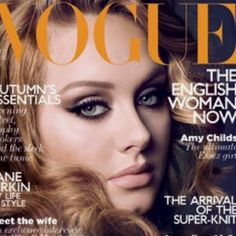 Angie UK Vogue