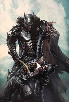 Dark Nights: Metal #6 (2017) Bulletproof Comix Exclusive Virgin Variant Cover by Gabriele Dell'Otto