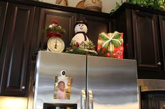 Designs by Pinky: My Christmas Kitchen and Kitchen Tree