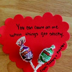 Girl Scout Valentine's!