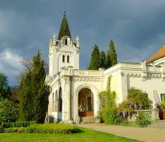 Kaštieľ , arboretum Mlyňany (gróf Štefan Ambrózy) Visit Prague, Native Country, Heart Of Europe, She Sheds, Central Europe, Bratislava, Czech Republic, Homeland, Hungary
