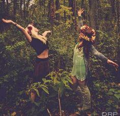 flower child - hippies