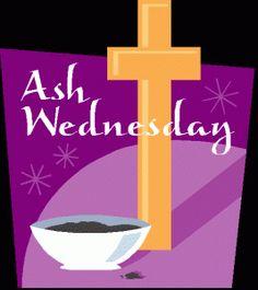Ash wednesday, Lent and Roman catholic on Pinterest