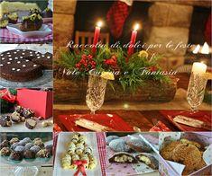 Raccolta di dolci per le feste facili e veloci