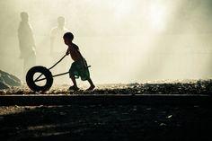 Dust in Madagascar