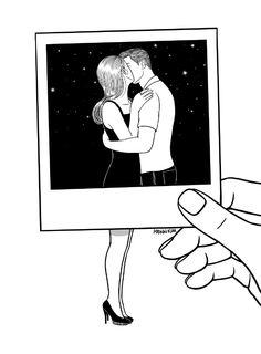 We used to be together Art Print by Henn Kim | Society6