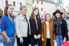 """07.10.2017 - Besuch Ulrike Lunacek Spitzenkandidatin """"Die Grünen"""" - Lienz http://ift.tt/2y0GbBK Ulrike Lunacek #brunnerimages"""