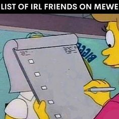 List of IRL friends on MeWE. Social Media Humor, Social Media Digital Marketing, Funny Memes About Work, Work Memes, Find People, Crazy People, Anti Facebook, New Twitter, I Want To Know