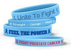 Aware the cancer survivors with silicone wristbands so that they can easily deal with with fatigue.
