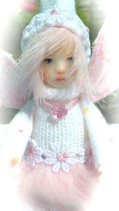 Künstler- & handgemachte Puppen Puppen Spielzeug OOAK art polymer clay doll Stolen Treasure