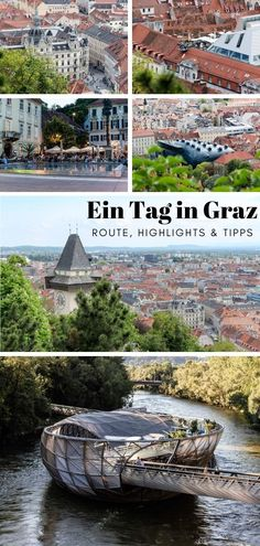 Places To Travel, Travel Destinations, Places To Go, Graz Austria, Picture Places, Heart Of Europe, Short Trip, Travel And Leisure, All Over The World