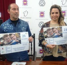 La Plaza de Andalucía de Úbeda, lugar de los actos centrales del Día del Síndrome de Down