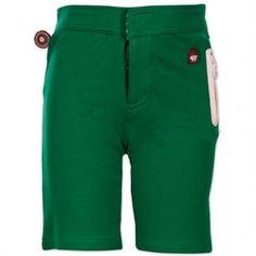 """""""Embrace"""" grønne Shorts i øko-tex fra 4FunkyFlavours"""