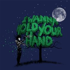 Camiseta 'Hold Your Hand'. http://cami.st/p/1539