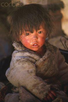 Tibetan Nomad Child