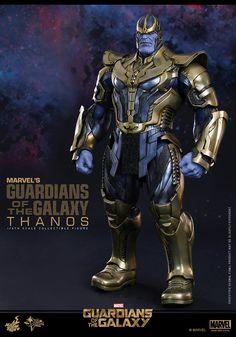 Hot Toys Thanos Collectible Figure