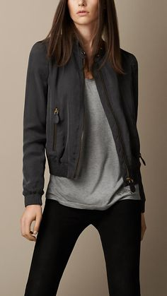 Jackets, Coats, and Vests #6 Bomber