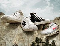 Footlocker Historic Campaign Images
