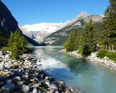 Canada - a lot of fishing trips!