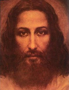 Face of Christ by Agemian Reproduction from shroud of Turin Pictures Of Jesus Christ, Names Of Jesus, Jesus History, Hungary History, Jesus Tomb, Duggar Wedding, Fantasy Art Landscapes, Jesus Face, In Christ Alone