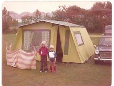 RT if you loved camping in the summer holidays...
