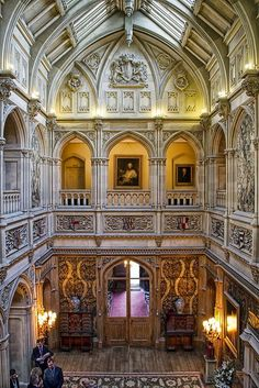 highclere castle interiors | Highclere castle