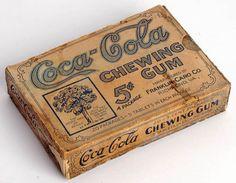 1916 Coca-Cola Chewing Gum
