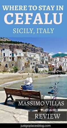 Where to stay in Cefalu, Sicily: a review of Massimo Villas, a great place to stay with your family. Exploring Sicily with Kids on a Massimo Villas holiday: what to expect and where to go in Sicily with kids. | Sicily Italy travel | Sicily travel guide |