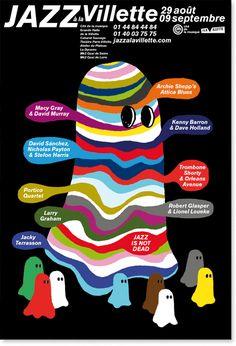 Jazz à la Villette 2012 !