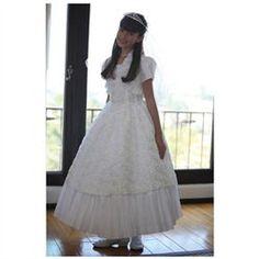 #Angels Garment           #ApparelDresses           #Angels #Garment #White #Dress #Girls #Communion #Taffeta #Floral #Ribbon     Angels Garment White Dress Girls 16 Communion Taffeta Floral Ribbon                                     http://www.seapai.com/product.aspx?PID=7698448