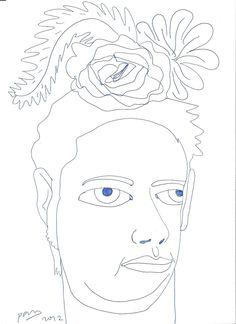 Drawing by Pau Romeu