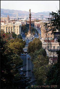 Mirador de Colon, Barcelona