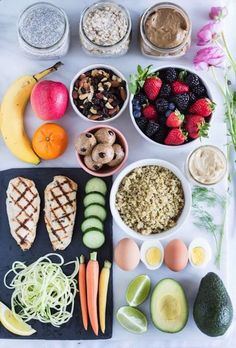 One of the top ways to be successful in making major shifts in your eating habits is meal planning. These 10 tips will help! photography 10 Meal Planning And Prepping Tips For A Healthy Week Healthy Dinner Recipes For Weight Loss, Healthy Recipes, Diet Recipes, Healthy Food, Healthy Drinks, Diet Snacks, Health Snacks, Health Meals, Diet Meals