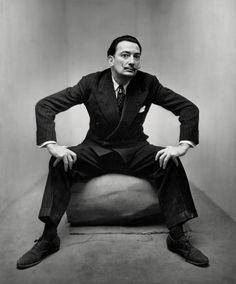 Salvador Dalí, New York, 1947