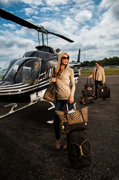 Travel in style and fashion
