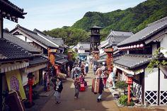 Edo Wonderland, Nikko, Tochigi Prefecture