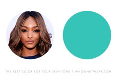 The+Single+Most+Flattering+Color+for+Your+Skin+Tone+via+@WhoWhatWear