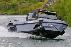 Gibbs to build Humdinga amphibious truck in Asia to help with tsunami relief [w/video] - Autoblog