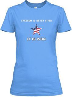 T-Shirts for Women - #patriotism #4thofjuly #tshirt