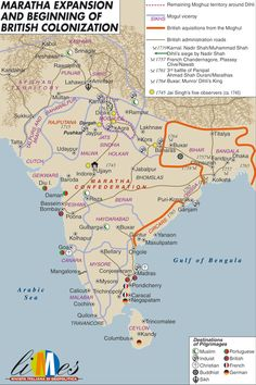 The partition  Indian territory Heartland and India